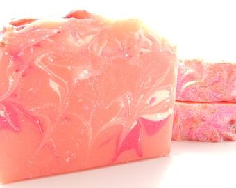 Warm Vanilla Sugar Cold Process Soap, Goats Milk Soap, Handmade Cold Process Soap, Artisan Soap, Homemade Soap,Gift Soap,  BBW Dupe