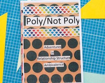 Poly/Not Poly - zine / perzine