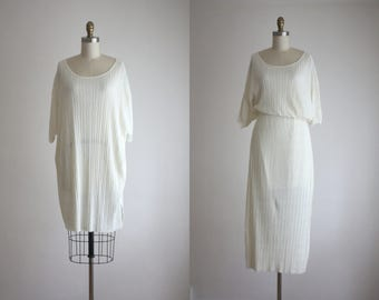 two piece ivory field set