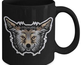 Coyote Canine Animal Wildlife Coffee Mug