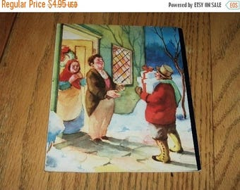 SALE- 1930s Unused Christmas Card, Made in USA
