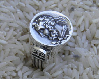 Sterling Silver Ring of Hercules