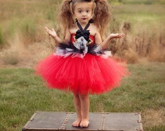 15% off Memorial Day Sale Ringmaster Tutu Dress and Hat