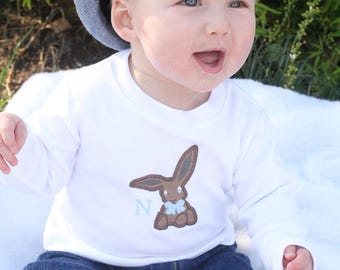 Easter Bunny Chocolate Bunny Shirt Easter Outfit