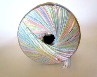 Cascade Yarns Egeo Pastel Shades # 503 Ribbon Yarn