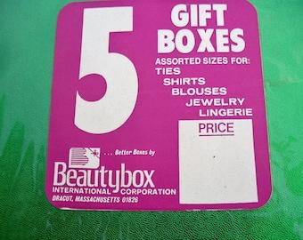 Vintage Gift Box Set