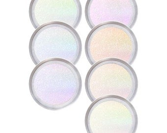 Rainbow Duochrome Highlighter Eyeshadow Effects Kit | Interference | Splendid | Color Shift Colors