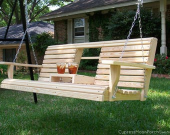 6 ft. Console Porch Swing (FREE SHIPPING)
