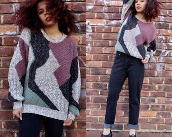 Vintage Neiman - Marcus Chunky Knit Sweater