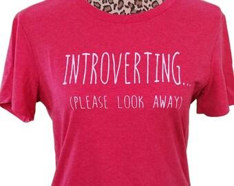 Introvert T-Shirt - Women's