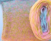 PARIS SILK Medley II - Color Changing Cotton/Silk yarn - 320 yards/100 gr - Sport Weight