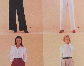 Pants Sewing Pattern UNCUT McCalls 9548 Size 16