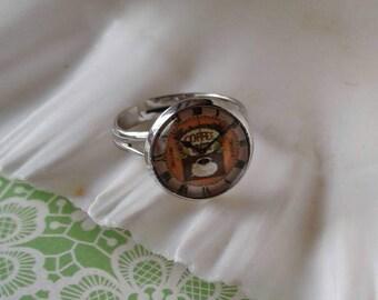 Clock Ring,Coffee