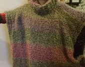 Azel Pullover (designed by Heidi May) - custom order for J. Stremble