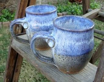 Large Mug with Rutile