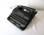 Vintage Smith-Corona Silent Typewriter - Meredith - Professionally Serviced