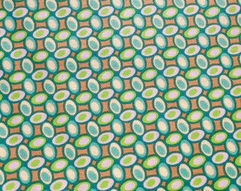 Freshcut by Heather Bailey for Free Spirit ~ 100% Cotton BTY ~ Jelly Bean PWHB029 ~ GREEN