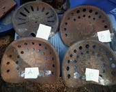 Choose your 3  Vintage Antique Tractor Seats that are for Decoration\Repurpose -Hold for Malcolm Clark