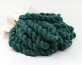 Embroidery yarn, hand-dyed with natural dyes, merino thread, cobweb weight, embroidery floss,20m, dyed with INDIGO and BIRCH, green, 220
