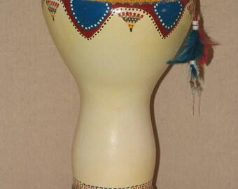Ceramic Dumbek by American Percussion.com