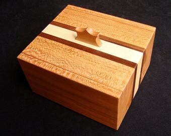 Jewelry Box, Nightstand Box, Keepsake Box