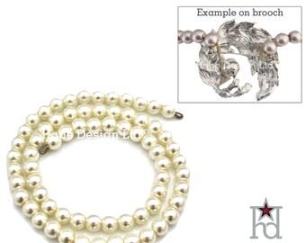 Vintage Pearl Brooch Extender // 18222