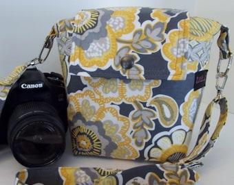 Dollbirdies Original Large DSLR Camera Bag, Camera Case, Camera Tote