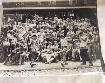 A 1970 Photo of Interlochen School for The Arts