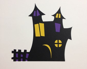 Haunted House SVG