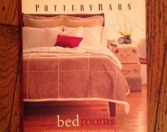 Pottery Barn Bedrooms Decorating Book