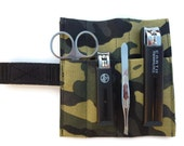 Camouflage: 6-Piece Grooming Kit