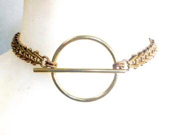 Brass Handmade Choker