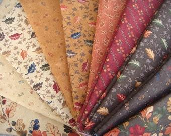 Oak Haven Fabric Bundle - Kansas Trouble Fabric from Moda