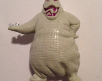 """OOGIE-BOOGIE! The Evil Menace in Tim Burton's """"The Nightmare Before Christmas"""" 1993 Stop-Action Animated Film!"""
