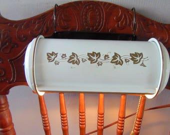 Vintage  Headboard Bed  Lamp