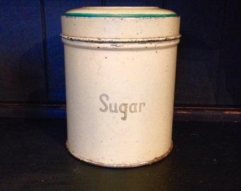 Vintage Kitchen Cannister