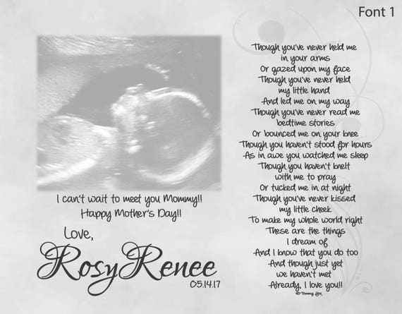 unborn baby poems for baby shower - photo #16