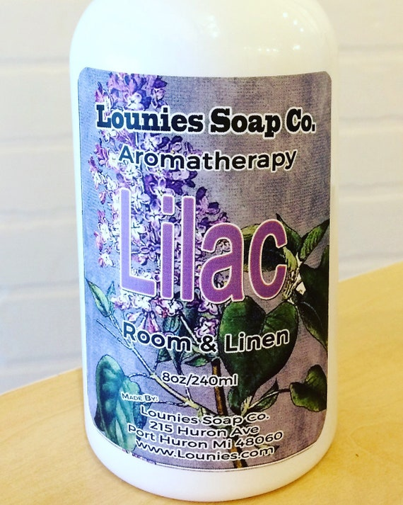 Lilac | Room Spray | Linen Spray | 8oz