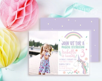 GIRL INVITATIONS