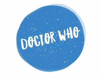 Preorder Doctor Who Inspired Full Bag - All items included plus free gift