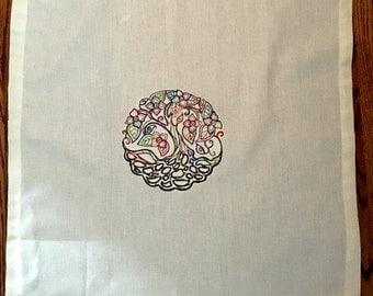 World Tree Tarot/Altar Cloth