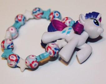 My little pony bracelet, Rarity