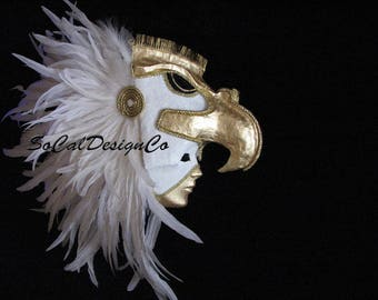 Custom Headdress, Warrior Headdress, Cosplay Helmet, Custom Cosplay, Fantasy Headdress, Cosplay Mask, Custom Horns, Helmet Commission, Mask