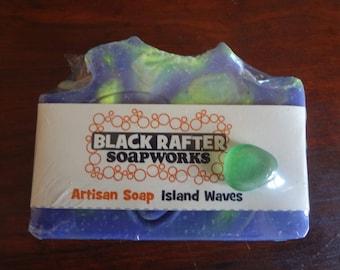 Island Waves Artisan Soap