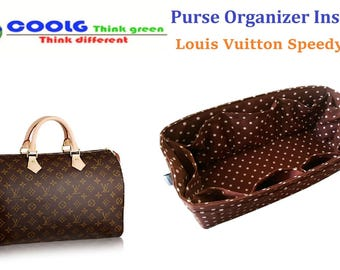 Purse Organizer protect your expensive bag For Louis Vuitton Speedy 35 tote bag