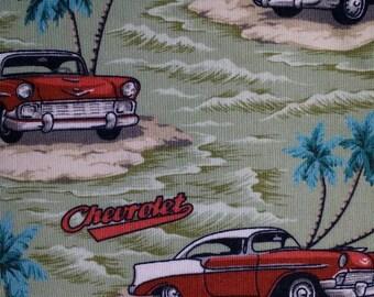 Auto Car Trash Bag or Organizer Chevrolet and palm trees
