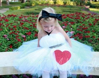 Wonderland Tutu Dress | Alice in Wonderland Costume | Alice in Wonderland Dress | Alice in Wonderland Tutu | Alice in Wonderland Tutu Dress