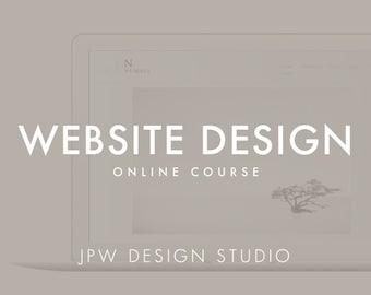 Website Design Course | Squarespace Templates, Squarespace, Website Template, Website, Square Space, Web Designer, Web Course, Class