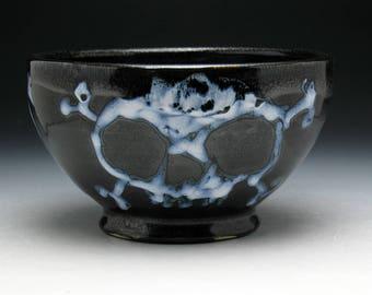 Triple Ghost Skulls & Crossbones Bowl
