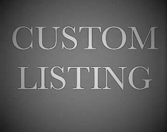 CUSTOM ORDER For Bing - Stargazer Lily Bracelet, Sterling Silver Spoon Bracelet, Flower Frontenac Lilly, Cuff Bracelet Size 4 to 6 (5801)